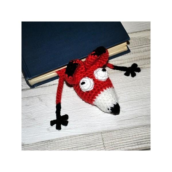 Felix the Fox Pillow Cover/Sleepover Bag Crochet pattern by ...   600x600